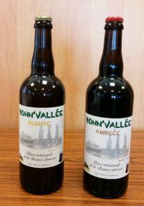 création d'étiquettes à Bonneval