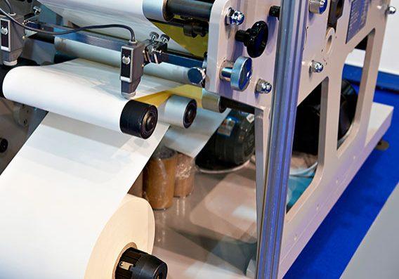 fabrication d'étiquette adhésive - Dreux